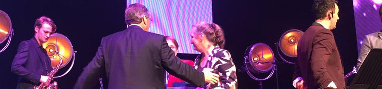 WEG's Jane Kingman wins 'Unsung Hero' Award